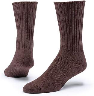 Organics - Organic Cotton Crew Socks - 1 Pair Unisex...