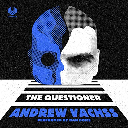 The Questioner audiobook cover art