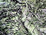 Flasche Grün Rüschen Raffungen Taft Kleiderstoff