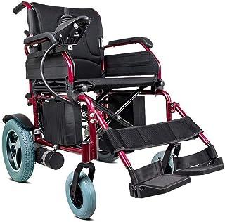 De peso ligero plegable sillas de ruedas eléctrica Mejor Calificación de ruedas motorizadas eléctricas Exclusive Deluxe Fold plegable for sillas de ruedas de energía, peso ligero plegable Llevar Silla
