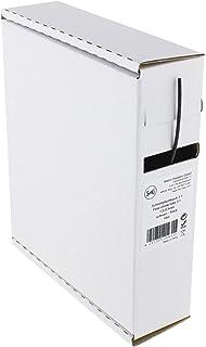 Heat Shrink Tube Black 3:1 1.5-0.5 mm 10 Metres - Dispenser Box