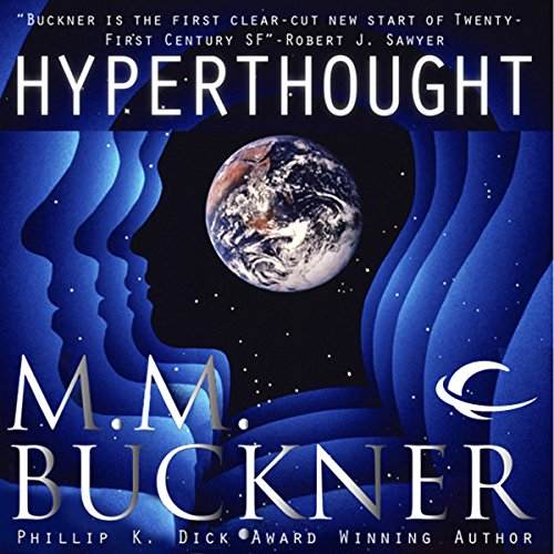 Hyperthought audiobook cover art