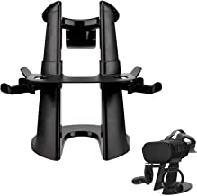 LICHIFIT AMVR VR Stand Headset Display Holder Controller Mount Station for Oculus Rift S / Oculus Quest Virtual Reality He...