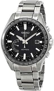 Watch Seiko Astron Solar World Time SSE161J1 Black Man