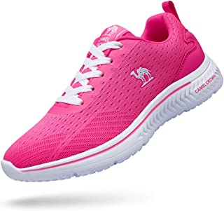 CAMEL CROWN Women Running Shoes Lightweight Fashion Sneakers Casual Shoes Non-Slip Walking Sport Trainers Sneakers Athletic Shoes Outdoor