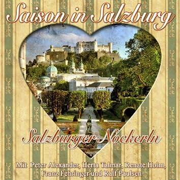 Saison in Salzburg (Salzburger Nockerln)