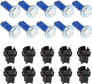 /Fiala lampadina lampada T5/24/V LED blu per cruscotto camion Aerzetix/ /20/X LED/
