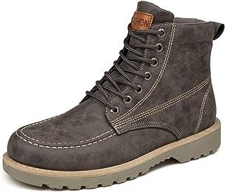 Martin Bottes cuir HL PYL à Bottes Chaussures Retour Hommes