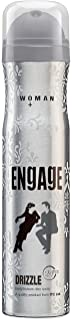 Engage Drizzle Deodorant For Women, Floral and Lavender, Skin Friendly, 150 ml