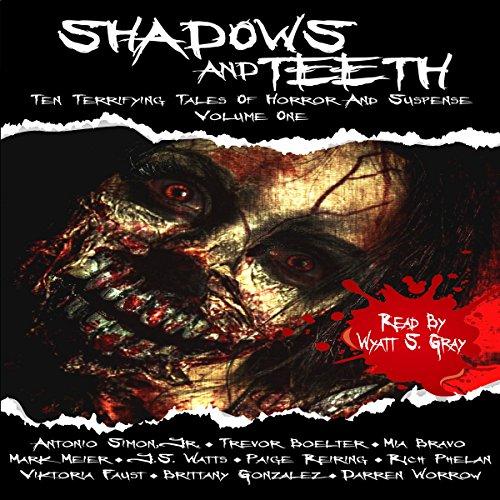 Couverture de Shadows and Teeth