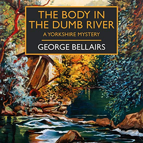 The Body in the Dumb River audiobook cover art