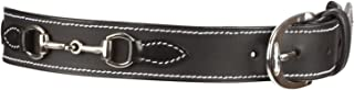 Daisy Clipper Children's Leather Snaffle Bit Belt