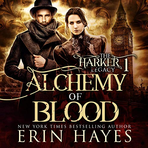 Alchemy of Blood cover art