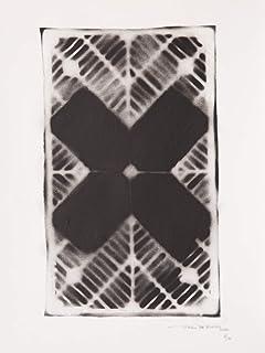 Letra X ABC Hort por Fabio De Minicis - Lienzo original 1/7-50 x 70 cm.