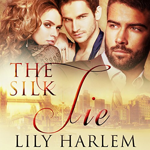 The Silk Tie audiobook cover art