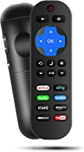Best Universal Remote Control Compatible with All TCL Roku TV Remote, 2020 Update Version with 8 Channel Shortcut Keys, Netflix, Sling, Hulu, VUDU, Starz, Amazon, HOBNOW, YouTube Review