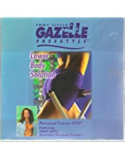 Tony Little's Gazelle Freestyle Lower Body Solution Personal Trainer DVD