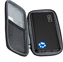 Hermitshell Hard Travel Case for INIU Portable Charger 10000mAh Power Bank [2020 Upgrade]