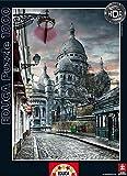 Educa Montmartre Paris Puzzle (1000 Piece) by