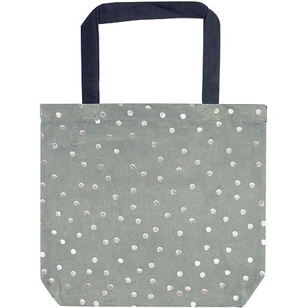 ARTEBENE Baumwolltasche Shopperbag Shopper Tasche Samt Dots