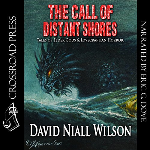 The Call of Distant Shores audiobook cover art