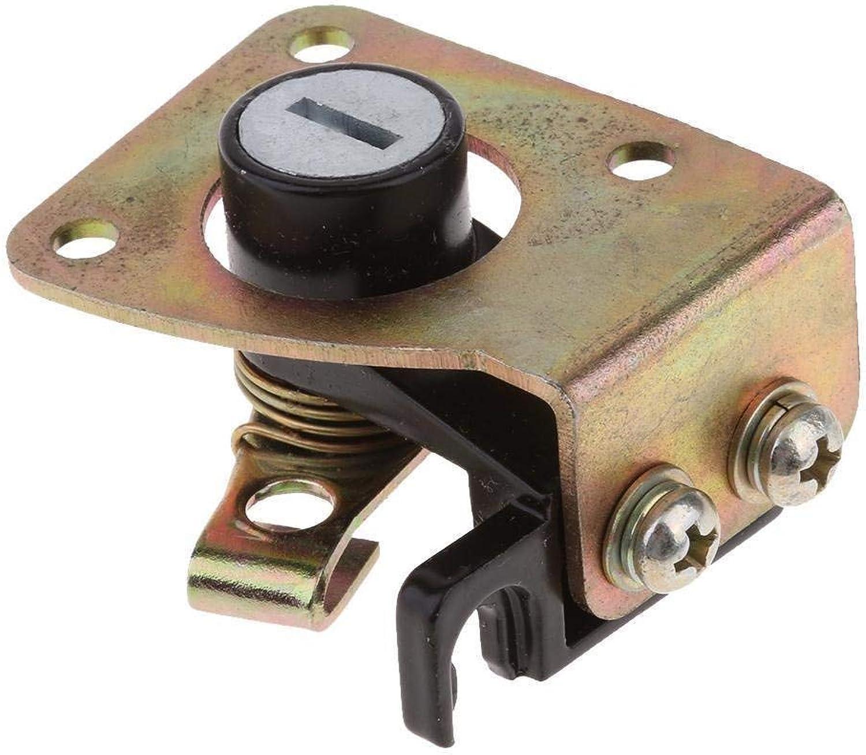 Ignition Switch Fuel Cap Seat Lock Key Set for Suzuki GSF 600 1200