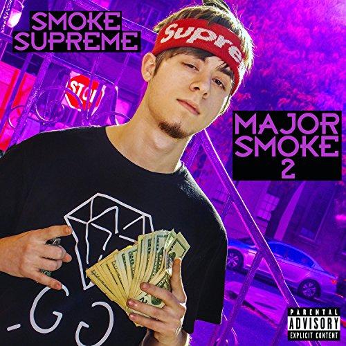 Super Smoke (feat. Jamie Saturn) [Explicit]