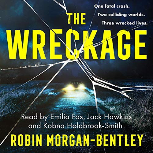The Wreckage cover art