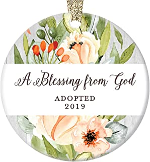 Best adoption christmas ornament Reviews