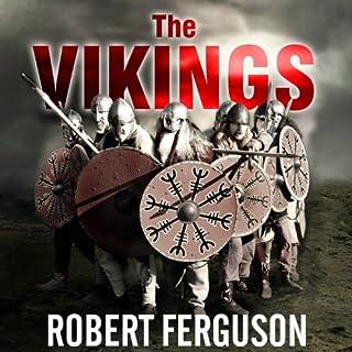 The Vikings audiobook cover art