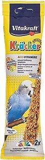 Vitakraft Budgie Cracker ACE Vitamine Seed Treat, 2 Pieces - 60 gm