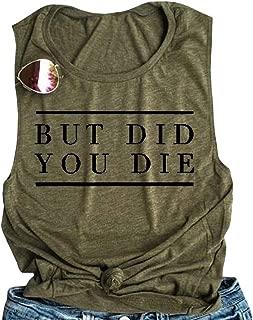 but did you die tank