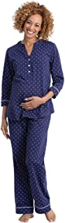Women's Maternity Pajamas Cotton - Nursing Sleepwear