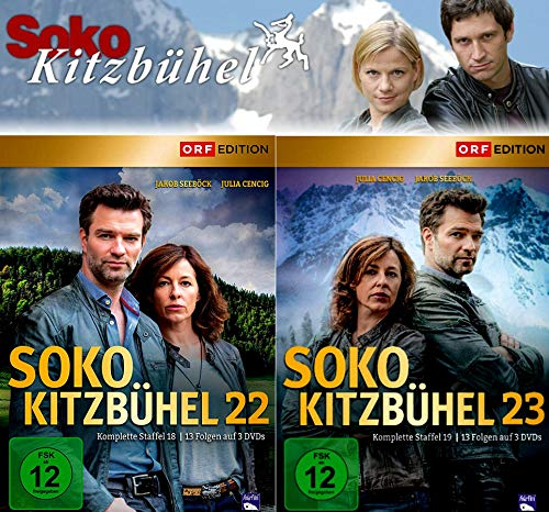SOKO Kitzbühel - Box 22+23 (6 DVDs)