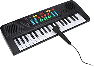VGEBY 37 Key Electric Keyboard Piano Digital Piano Electroni