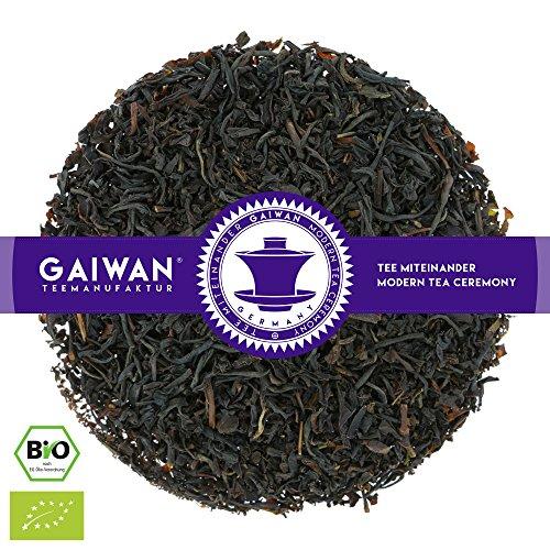 Earl Grey Classic - Bio Schwarzer Tee lose Nr. 1267 von GAIWAN, 500 g