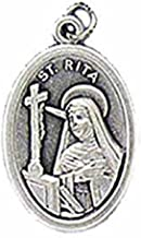 St. Rita, Saint of Impossible Causes, Medal by JMJ Products, LLC