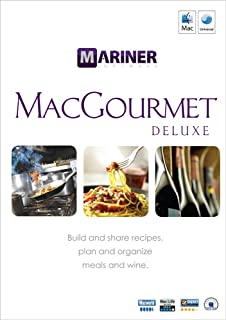 MacGourmet Deluxe [Download] [OLD VERSION]