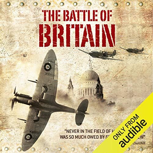 The Battle of Britain audiobook cover art