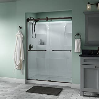 showers glass doors