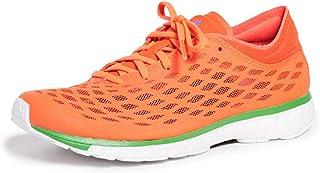 Adidas by Stella McCartney Women's Adizero Adios Sneakers, Solar Red/Radiant Orange/Green,