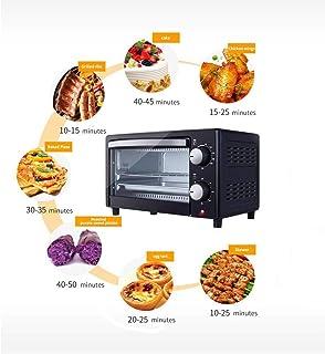 BTSSA Bake&Toast - Mini Horno Conveccion Sobremesa, Capacidad De 12 litros, 800 W, Temperatura hasta 230ºC Y Tiempo hasta 60 Minutos, Panini Y Bollería