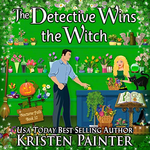 The Detective Wins the Witch cover art