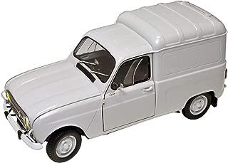 1:24 Renault 4 Fourgonnette Model Kit