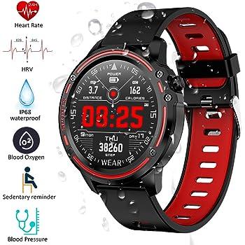 Nuevo Zeblaze SmartWatch 4G LTE Smart Watch Cámara Frontal de 8.0 ...