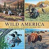 Wild America 2022 Wall Calendar