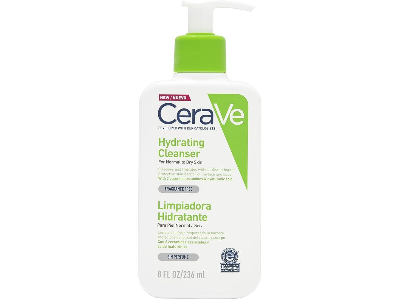 愛する安心させる小石Cerave Moisturizing Cleansing Lotion 236ml [並行輸入品]