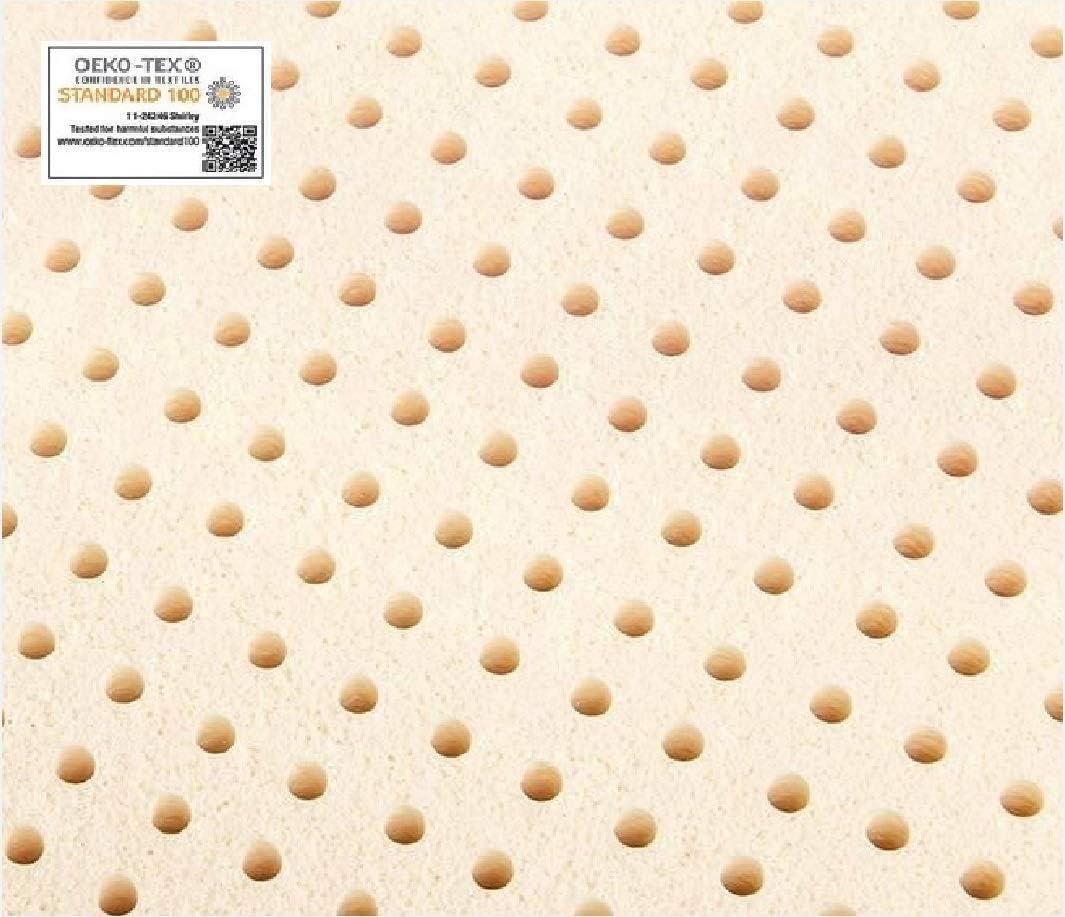 Queen Pure Talalay Latex Arlington Mall Mattress Pad Densi Topper Max 88% OFF USA Made All