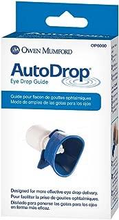 Owen Mumford OP 6000 Autodrop Eye Guide