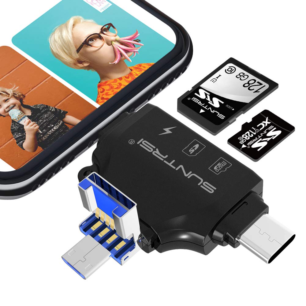 Android Computer Portable Adapter Compatible